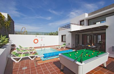 Photo for Villa Julianne Carmen 4: Heated Private Pool, Walk to Beach, A/C, WiFi, Car Not Required