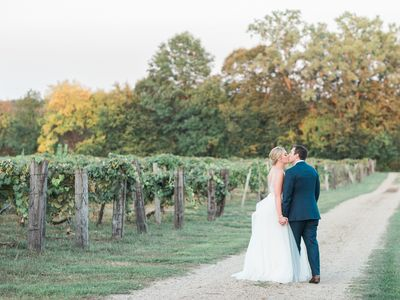 Vineyard Farmhouse on 40 beautiful acres in wine and brewery country!