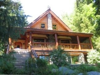 Our Whistler Cabin, Summertime!