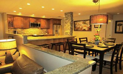 Photo for Wow!! New Posh Remodel 2 Br/2 Ba -6 BEDS-Panoramic Views -Very Quiet -sleeps 9 !