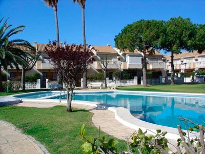 Photo for 2BR Bungalow Vacation Rental in Sant Joan d'Alacant, Comunidad Valenciana