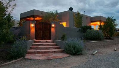 Your Private, Gated Retreat in Corrales, New Mexico