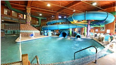 Photo for Wisconsin Dells~ Sanctuary Lodge at Splash Canyon Water Park Resort-Studio Condo