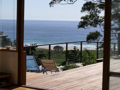 Photo for Large Modern Renovated Family Beach House with Great Ocean and Beach views