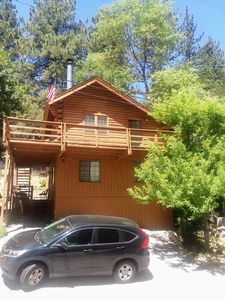 Photo for Family friendly cabin 5 minutes from Snow Valley Ski Resort