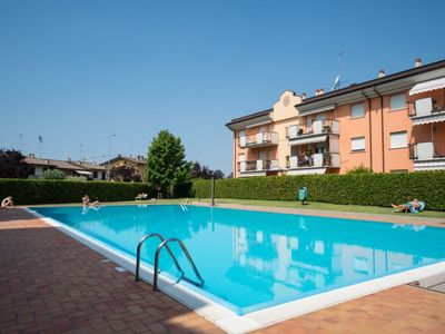 Photo for Bright Apartments Sirmione - Todeschino Pool
