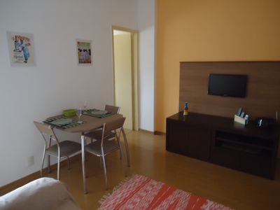 Photo for FLAMENGO COMFORTABLE VERY CLOSE TO THE MUSEUM OF THE REPUBLIC AND METRO STATION