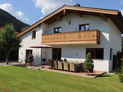 Photo for Beautiful centrally located chalet with lots of luxury in well-known Zell am See
