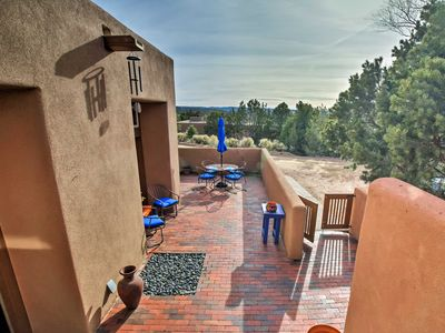 Photo for NEW! Santa Fe Condo w/Spacious Patio & Pool Access