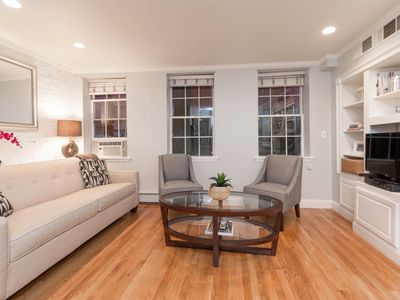 Photo for Historic Beacon Hill & Boston Common 1-bd Condo