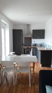 Photo for New-Hyper center and quiet- July / August- renovated charming apartment