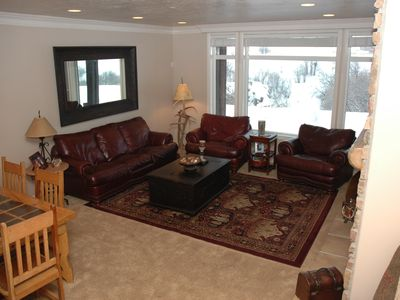 Photo for Savings-Snowbasin, Lakeside Ski Condo - 1Bdrm LUXURY Condo -HOT TUB - GARAGE