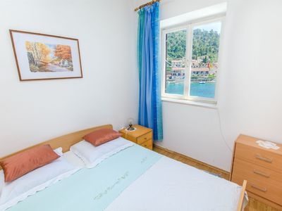 Photo for Apartment Jasenka (51741-A1) - Brna - island Korcula