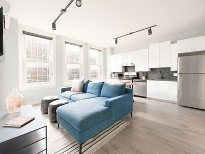 Photo for Sonder | The Plymouth | Contemporary 4BR + Gym