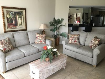 New and very comfortable living room furniture