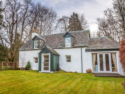 Photo for Vacation home The White Cottage in Killiecrankie - 4 persons, 2 bedrooms