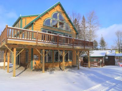 Photo for RC 18 - Spacious home with shared access on Rangeley Lake