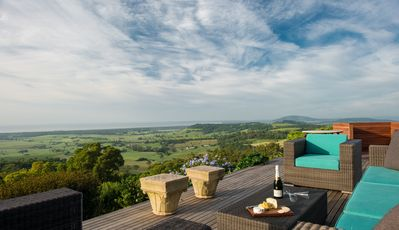 Photo for Breathtaking Views, Privacy & Luxury Perfect for family's, retreats and getaways