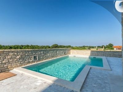 Photo for Apartment with private pool