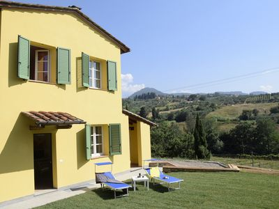 Photo for Casa Marta 5 sleeps with air conditioning, swimming pool and Wi-Fi. PET FRIENDLY