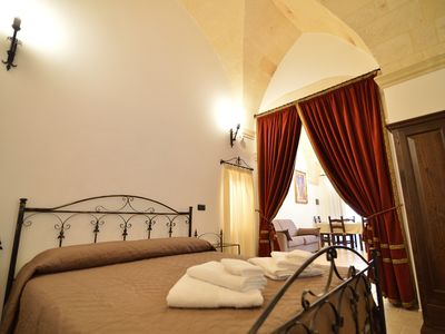 Photo for The Hall of Arms, Apartment for Holidays, Oria, Puglia, Italy