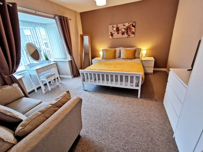 Photo for Arkle House - a cosy home-from-home in Amble-by-the-Sea