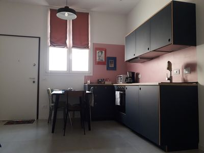 Photo for Cozy and new apartment near Fiera Bologna