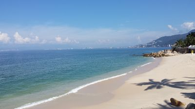 Photo for LUXE VACATION ON THE BEST BEACH IN PUERTO VALLARTA