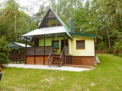 Photo for Vacation home Gulbity  in Morag, Mazury - 6 persons, 2 bedrooms