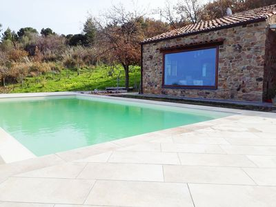 Photo for Independent villa with garden ten minutes from the sea