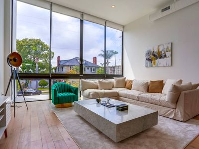 Photo for Bankers Hill Loft + Great View + Parking