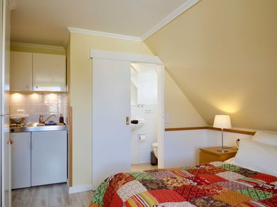 Photo for Double room Alana - Haus Friedeburg - Family Maenss