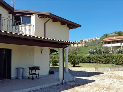 Photo for 5 bedroom Villa, sleeps 12 in Colle San Giovanni with Pool and WiFi