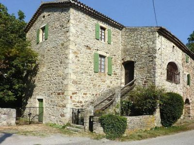 Photo for Holiday flat, Banne  in Ardèche - 6 persons, 2 bedrooms