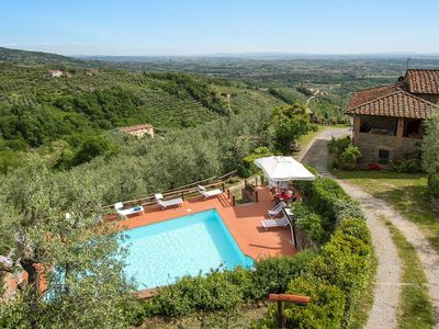 Photo for Holiday Home in Larciano with 2 bedrooms sleeps 4