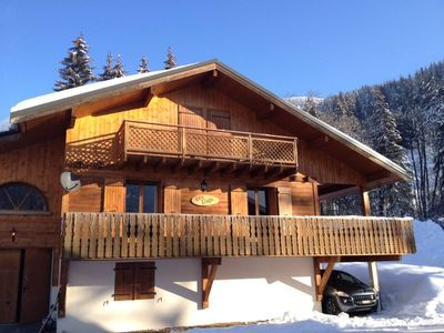 Photo for Luxury Detached Ski Chalet