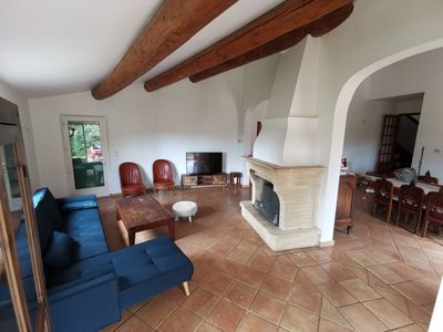 Photo for The Petite Cantarel Villa with pool in Provence