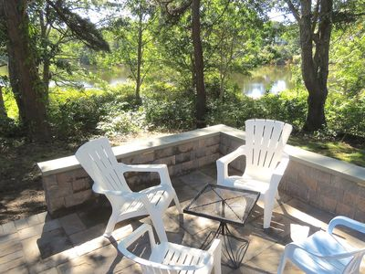 Photo for Totally Renovated, Privacy with Pond View, 5-Min. Walk to Beach. 049-B