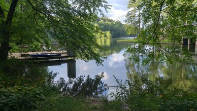 Photo for Mountain Lake Front Suite, Near Chattooga River, Fishing, Swimming And Hiking.