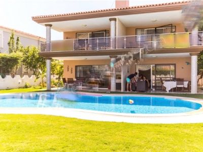 Photo for Twin Luxury Villa with Private Pool at Cesme. Rental luxury villa is duplex & shared pool and the villa is located in the best street of Cesme.