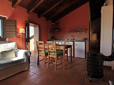 Photo for Rural apartment Masia Los Toranes for 6 people