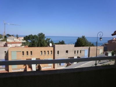 Photo for House T3 with swimming pool, terrace, sea view and private parking