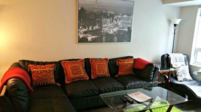 Photo for DLX 2 BR Furnished Suite on Blue Jays Way
