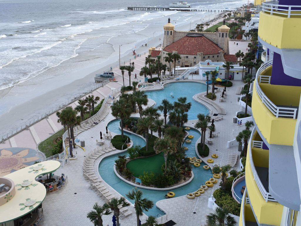 Wyndham Ocean Walk 2 Bedroom Famous Daytona Beach At Your Doorstep
