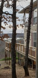 Photo for Arbuckle Lake House. Sleep 7+.  Great deck for outdoor enjoyment.