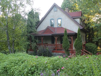 Photo for Relax and Rejuvenate at this Quiet Cottage in the Heart of the Driftless Area