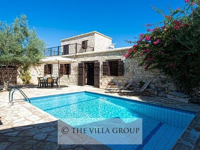 Photo for Neo Chorio Villa, Sleeps 4 with Pool and Air Con
