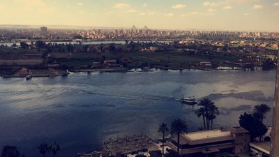 Photo for BREATHTAKING NILE VIEW & PYRAMIDS