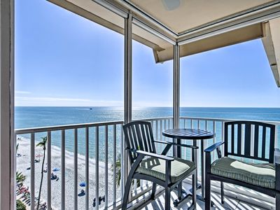 Photo for Beautiful and Spacious Beachfront Penthouse Near Venetian Village