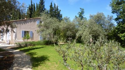Photo for House 4/5 pers. in the Aix countryside.
